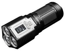 Fenix tk72r 9000lm 2x USB 7000mah ip68 oled display hosts cargador Power Bank