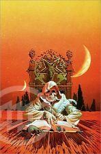 EREBUS - MICHAEL WHELAN FANTASY ART POSTER - 24x36 GOTHIC SKULL SKELETON 719