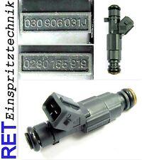 Einspritzdüse BOSCH 0280155919 VW Polo SEAT SKODA 030906031J gereinigt & geprüft