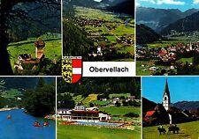 Obervellach , Ansichtskarte, gelaufen