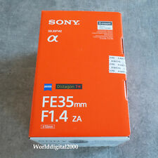 Sony Zeiss Distagon T* FE 35mm F1.4Z SEL35F14Z Lens For SONY Full Frame Camera