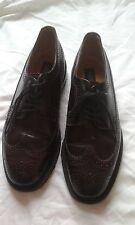 Con cordones para hombre Cereza siguiente zapatos talla 7