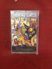 Nasty Blues: Volume 3- various artists- mint cassette tape
