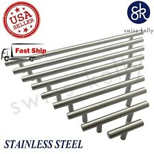 25 Pack Swiss Kelly Hardware Stainless Steel Kitchen Cabinet Handles Drawer Pull