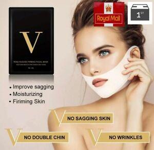 New Appti Face Mask Chin Reducer V Shape Slimming Firming Mask  Thin Lifting
