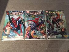 Amazing Spider-Man #1,1.1, Superior SM #31 - J Scott Campbell Midtown variants