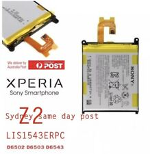 Battery For Sony Xperia Z2 Battery D6502 D6503 L50W L50T LIS1543ERPC 3200mAh