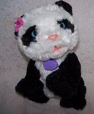 Fur Real Friends Pom Pom My Baby Panda Panda Bear Animated Toy