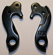 Brand New Dropout #123 Black for CUBE Bicycles With Bolts For LTD and Many More