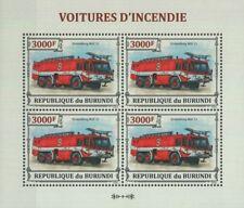 Kronenburg Mac 11 Crash Tender (aeropuerto Fire & Rescue) Hoja de sellos de vehículo