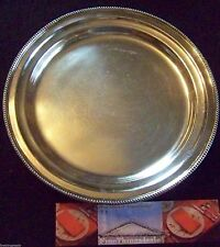 LARGE SHEFFIELD SILVER OPEN WARMING ENTREE TRAY DISH- view our FineThings4sale