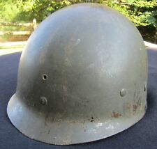 Early WWII US ARMY USMC Original M1 Westinghouse Helmet Liner.