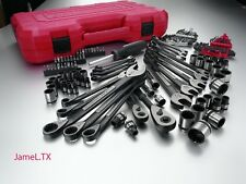 *NEW 100* CRAFTSMAN 115 PC. UNIVERSAL MECHANICS TOOL SET
