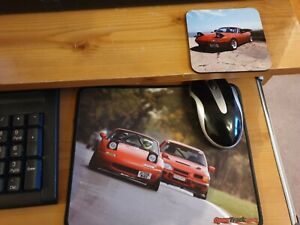 CUSTOM MOUSE MAT PHOTO, TEXT AND LOGO