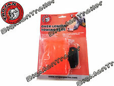1 x Trojan Over Length Towing Flag Light Included Boat Outboard Motor Ski 576005
