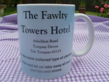 Fawlty Towers Hotel Tribute mug 11oz original design (new)