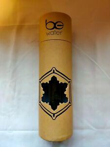 Bewater Capricorn Glass Bottle -Ruby Peridot NEW RRP £48