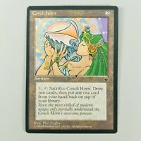 Conch Horn x1 (Fallen Empires, Rare) MTG Magic: The Gathering LP Lightly Played