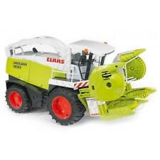 Bruder Toys 02131 Pro Series CLAAS FIELD CHOPPER  HARVESTER JAGUAR 900 - 1:16