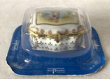 BN Sealed Del Prado Classic Porcelain Trinket Box NYON STYLE EP27