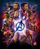 5D Diamond Painting Avengers Infinity War Marvel SuperHero Full Drill Embroidery