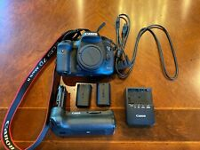 Canon EOS 7D Mark II (9128B002) 20.2MP Digital SLR Camera with Battery Grip