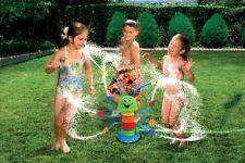 BANZAI KIDS SILLY WIGGLING WATER PILLAR DANCING CATERPILLAR SPRINKLER BIRTHDAY
