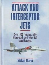 Attack And Interceptor Jets-Michael Sharpe