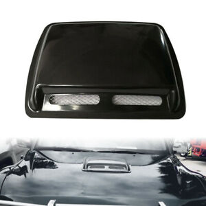 Universal ABS Auto Car Air Flow Vent Cover Decoration Trim Front Grille Cover
