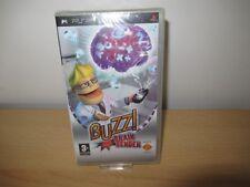 BUZZ BRAIN BENDER (Sony PSP, 2008), PAL NUEVO PRECINTADO