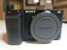 Sony Alpha A6400 24.2MP Digital Camera - Black (Body Only)
