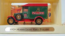 1929 Morris Light Van Fullers Great Beers Matchbox YGB04 unbespielt OVP ( FH )