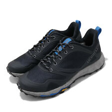 Merrell Altalight Knit Black Grey Blue Men Outdoors Hiking Trail Shoes J033191