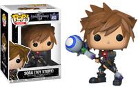 Kingdom Hearts III - Sora Toy Story Pop! Vinyl Figure Funko 34063