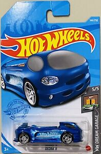 hot wheels Deora II blue TREASURE HUNT 2021 H box new Release
