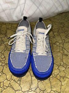 Nike Vapormax Flyknit Blue/White Size 12