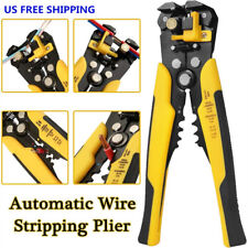 Self Adjusting Insulation Wire Stripper Cutter Crimper Cable Stripping Tool