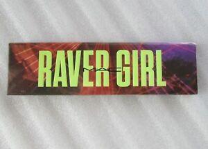 MAC Raver Girl Eyeshadow and Highlighting Palette Kit New M.A.C.