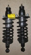 OREDY 2x Rear Shocks Struts Assemblies & Coil Springs w/ Mounts Fits 01-05 Civic
