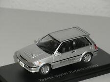 1/43 DISM Toyota Starlet Turbo S 1986