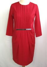 SINEQUANONE - DRESS FEMALE SLEEVES 3/4 RED SIZE 36 - NEW & TAG 109 E