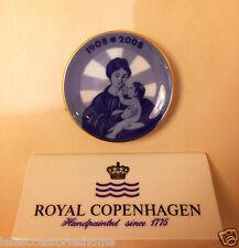 Plato la Jubileo 2008 - Madonna col bebé 1908-2008 - Royal Copenhagen