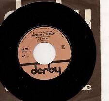 ITO YUKARI disco 45 giri MADE in ITALY 1965 SANREMO L'amore ha i tuoi occhi