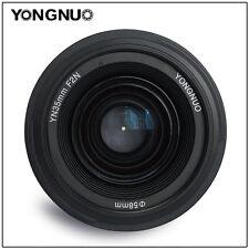 Yongnuo YN35mm F/2 Lens 1:2 AF / MF Wide-Angle Auto Lens for Nikon DSLR Camera