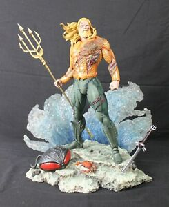 (Preorder Payment) Private Custom 1/4 Scale Aquaman Fanart Statue