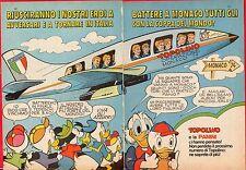 Pubblicità Advertising 1974 PANINI TOPOLINO figurine Monaco 74 - Football (2)