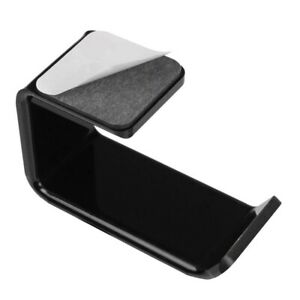 Durable Headphone Stand With Sticker High-Quality Headset Holder Portable Wal C0