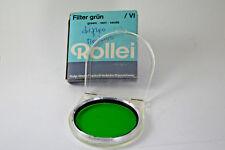Rolleiflex Bay VI Grun/Green filter 206 040         For Rollei SL66,SL66E,SL66SE