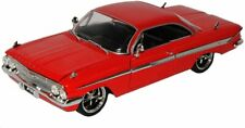 Jada Toys 1:24 Fast & Furious Doms Chevy Chevrolet Impala rot metall Modellauto