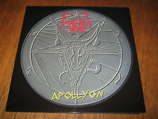 "THOU ART LORD ""Apollyon"" LP rotting christ necromantia"